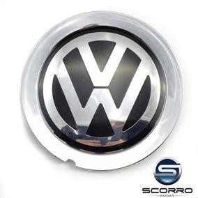 Calota Miolo Centro Roda Scorro S181/s172 Audi A8 A3 Cromada