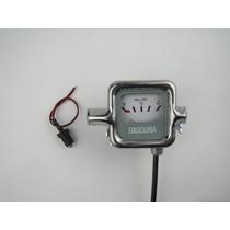 Marcador Combustivel Fusca Relógio Medidor 69 Gasolina Branc