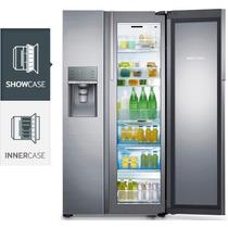 Refrigeradora 765 Lt Rh77h90507h Inox Samsung