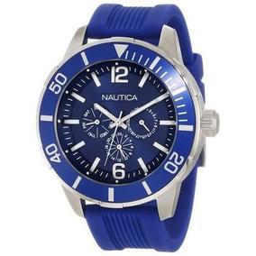 Reloj Nautica N14624g Masculino.