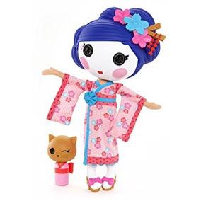 Juego Lalaloopsy Mini Yuki Kimono Muñeca