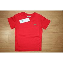 Promoção Camiseta Basica Lisa Infantil Multimarcas