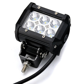 Par Faro Auxiliar Bmw F800gs Off Road Led Luz Explorador