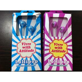 Audifono Lollipop
