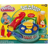 Set De Masas Desayuno Play Doh