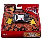Auto Cars Crazy 8 Crashers Apb Envio Sin Cargo Caba