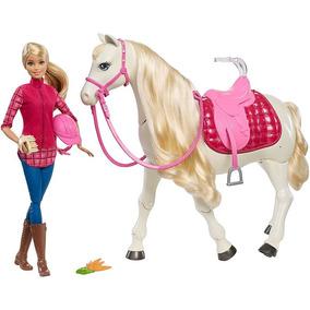 Barbie E O Cavalo Dos Sonhos - Mattel Frv36