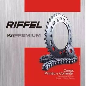 Kit Relação Transmissão Riffel Honda Biz 125 05-15