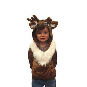 Disfraces De Halloween Sven Niños Reno Del Traje Del Suéter