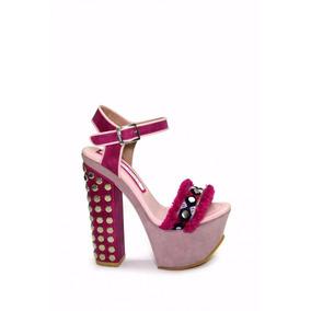 Zapatos / Sandalias / Taco Alto Y Plataforma Luciano Marra