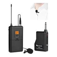 Microfone Lapela Celular Fifine K037 Profissional Sem Fio