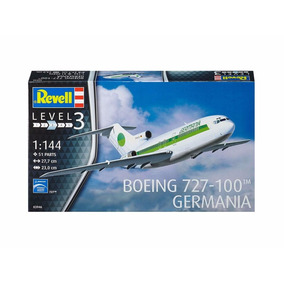 Revell 3946 Boeing 727-100 Germania Escala 1/144