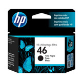 Cartucho Hp 46 Original Cz637al Black Hp Deskjet 2529 | 4729