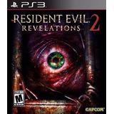 Resident Evil Revelations 2 Ps3 || Stock Ya! || Falkor!