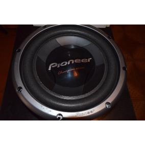 Bajo Pioneer De 1400w Totalmente Nuevo