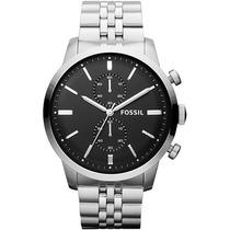 Relógio Fossil Cronografo Ffs4784/z + Frete