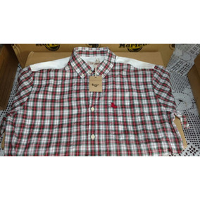 Camisa Dr Martens Para Caballero Corte Fit