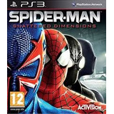 Spiderman Shattered Dimension Ps3