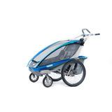 Thule Silla De Paseo Remolque Para Bicicleta Chariotcx2 Azul
