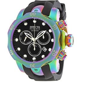 4535dbe84e0 Relógio Suíço Invicta Reserve Venom Em Aço Novo - Relógios De Pulso ...