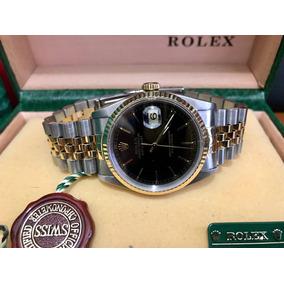Rolex Datejust Acero Oro 18k Cambio Rapido Zafiro Sub Hub