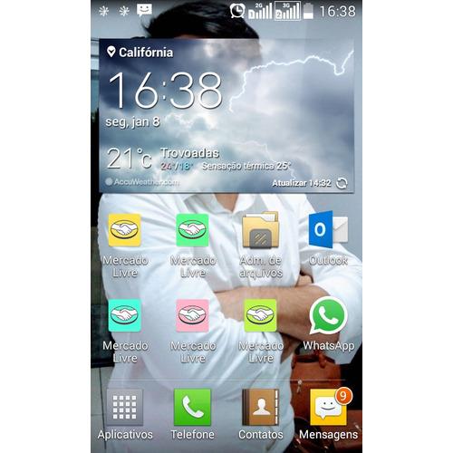 2 App Do Merc. Livre No Android 2 Conta, Sai Da Crise