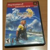 Vendo Final Fantasy X ( Contenido Adicional) Ps2 Original