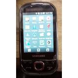 Aparelho Celular Samsung Galaxy Gt-i5500 Usado - Funcionando