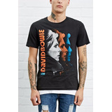 Remera Hombre Bowie - Forever 21
