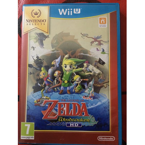 The Legend Of Zelda The Windwaker Hd Para Wii U