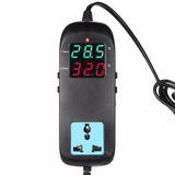 Controlador De Temperatura Digital 220v De -40 A 120 C