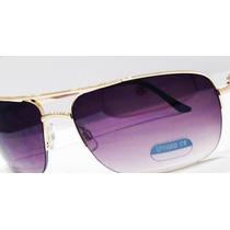 Óculos De Sol De Marca - Proteção Uv 400 - Frete Grátis