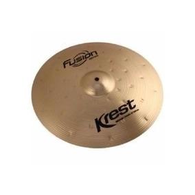 Prato Krest Chimbal - Fusion Series- F13mh -medium Hi Hat 13