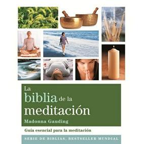 Biblia De La Meditacion, La De Gauding Madonna Gaia Edicione