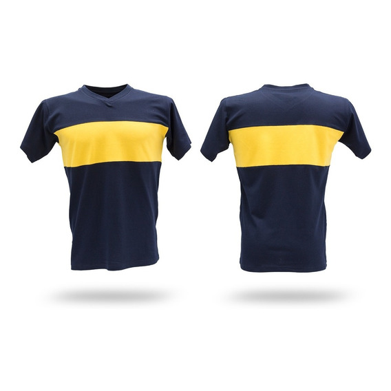 Camiseta De Futbol Retro De Boca  Jrs