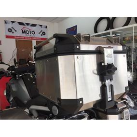 Bmw F650,f700,f800 Gs Topcase Kit Givi-kappa Aluminio 42lts