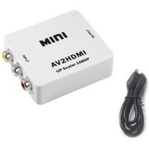 Conversor De Video Rca A Hdmi Digital - 1080p Hd