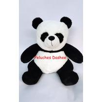 Oso Panda Peluche (45cm) Extrasuave Importado