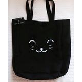 Maxi Bolso Cat Neko Anime Kawaii Gato Cute Infaltil
