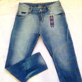 Calça Jeans Masculina Yndiguss Blue - Original -frete Grátis