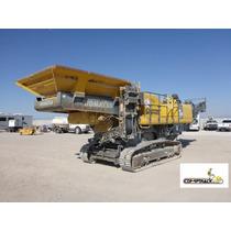 Trituradora Quijada 24x42 Sobre Orugas Komatsu Br3380jg