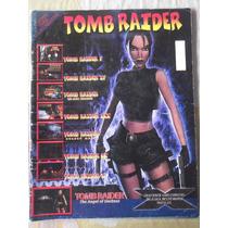 Tomb Raider Guia De La Saga Edicion Coleccion Español