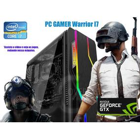 Pc Gamer Intel I7 + Ssd + Nvidia + Gigabyte