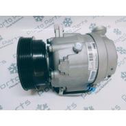 Compressor Ar Cond Substitui Zexel Corsa Celta 99 A 03 Valeo