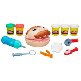 Conjunto Play-doh Hasbro Dentista
