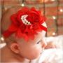 Kit C/ 3 Faixas Cabelo Bebê Menina Vários Modelos E Cores