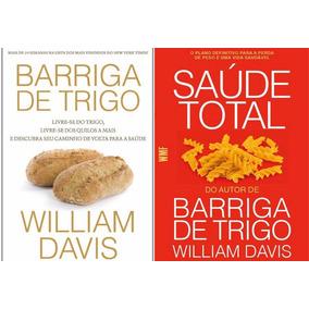 Kit Barriga De Trigo E Saúde Total