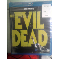 Blu Ray Evil Dead Despertar Del Diablo Terror Zombie Raimi