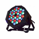 Led 36 Luces De Color Para Discoteca