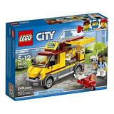 Lego City Grandes Vehículos Pizza Van Kit Edificio
